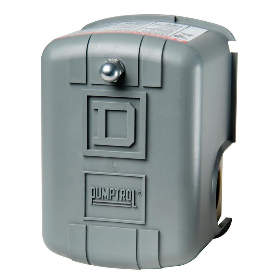 Shop Square D Plastic Exterior Pressure Switch At Lowes Com