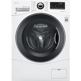 LG 2.3-Cu Ft Ventless Combination Washer And Dryer Wm3488hw