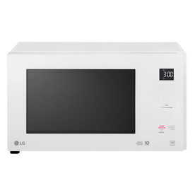 Display Product Reviews For 1 5 Cu Ft 12 Watt Countertop Microwave Smooth White