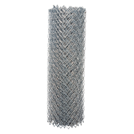 Patrician Products Chain Link Fence From Lowes Fencing Outdoor