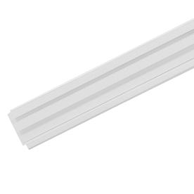 Shop Amerimax Diamond Aluminum Gutter Shield At Lowes Com