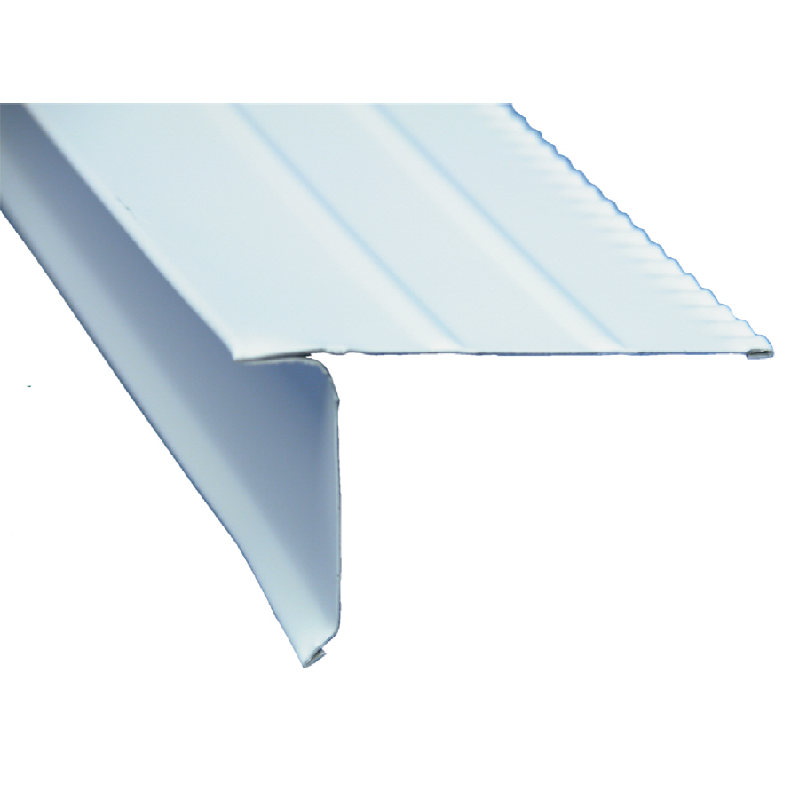 Shop Amerimax 2 33 In X 10 Ft Aluminum Drip Edge At Lowes Com
