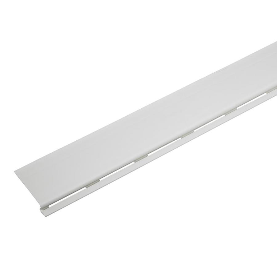 Shop Amerimax Pvc Gutter Cover At Lowes Com