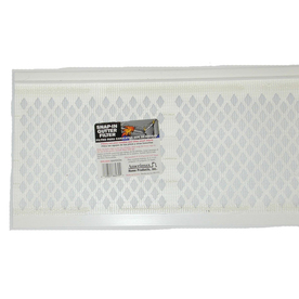 Shop Amerimax Snap In Pvc Gutter Screen At Lowes Com