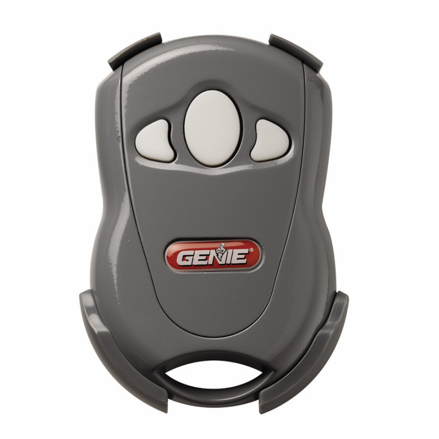 Shop Genie 3 Button Compact Transmitter Garage Door Opener