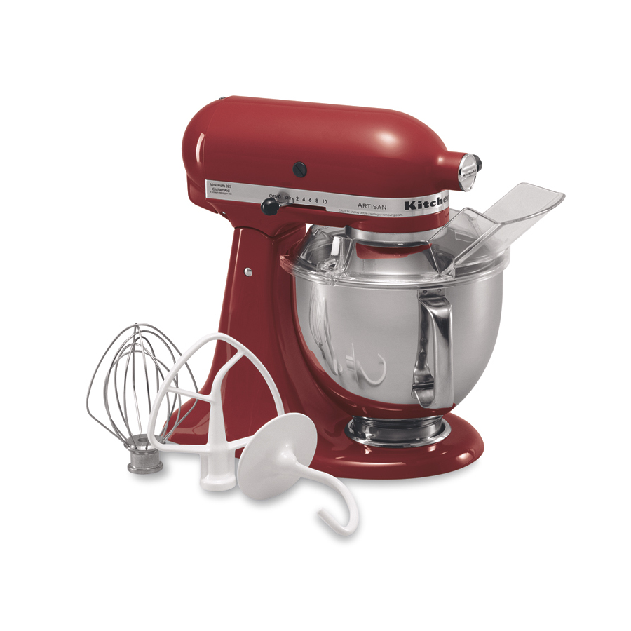 shop kitchenaid artisan 5 quart 10 speed stand mixer at. Black Bedroom Furniture Sets. Home Design Ideas