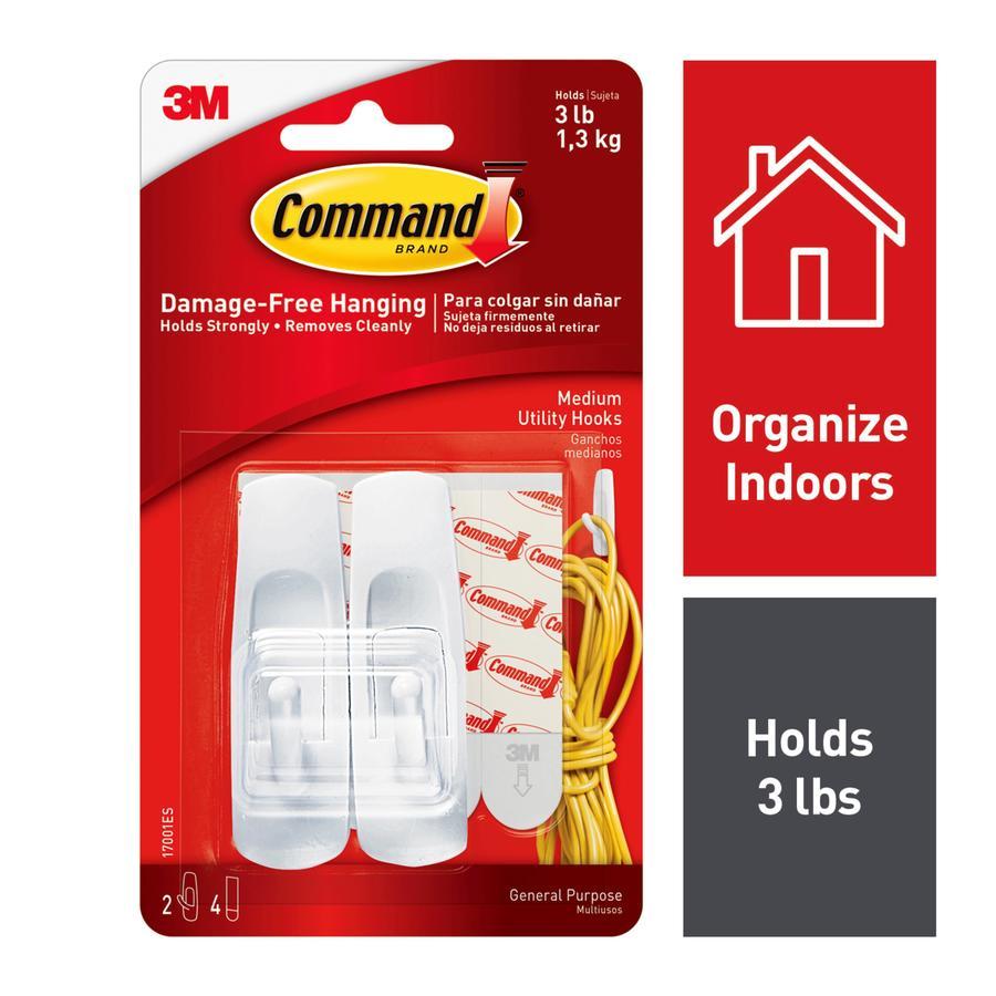 Command strips hooks / Columbus in usa