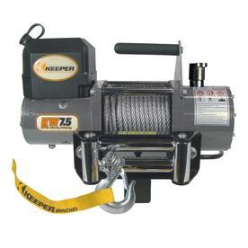 Keeper 4.5-Hp Universal Winch Kw75122rm