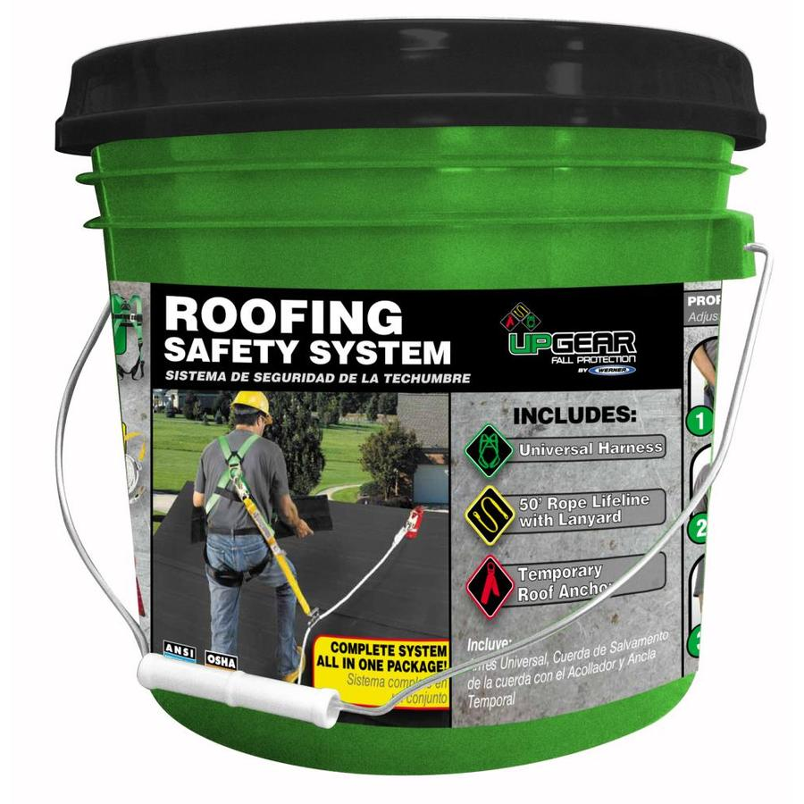 Shop Werner Upgear Roofing Safety System At Lowes Com