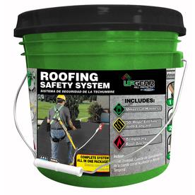 Shop Werner Upgear Roofing Safety System At Lowes Com