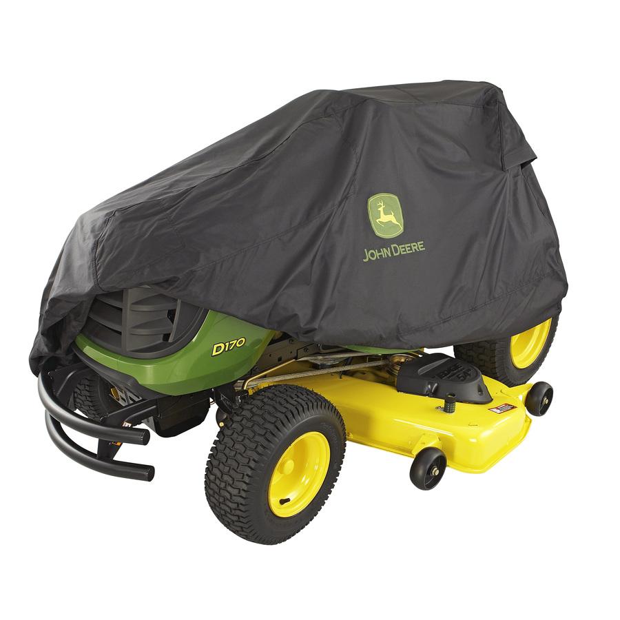 Medium John Deere Deluxe Riding Mower Cover LP93617