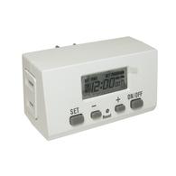 Utilitech 15-Amp 1 Outlet Digital  Plug-in Lighting Timer Deals