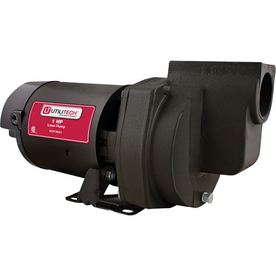Lowe S 2 Hp Cast Iron Lawn Pump Customer Reviews