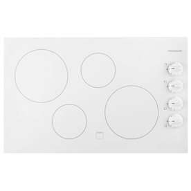 Frigidaire Smooth Surface (Radiant) Electric Cooktop (Whi...