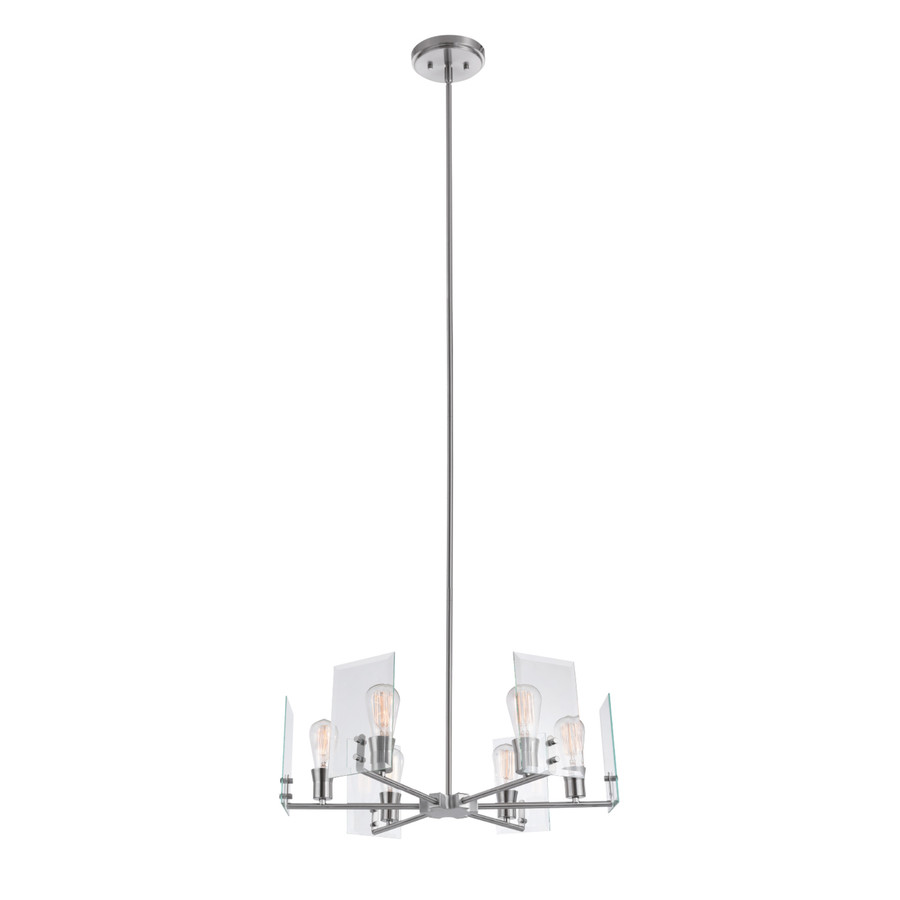 Globe Electric Elena 5 Light Chandelier