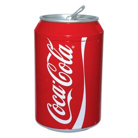 Koolatron Coca-Cola 3-Gallon Plastic Beverage Cooler Cc-10G