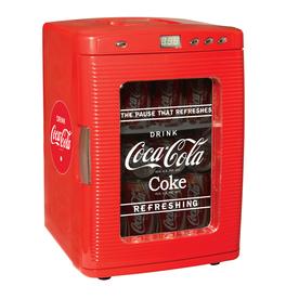 Koolatron Coca-Cola 7-Gallon Plastic Beverage Cooler Kwc-25