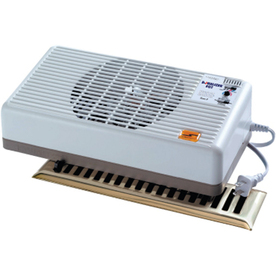 Shop Suncourt Equalizer 11 875 In X 6 25 In White Abs