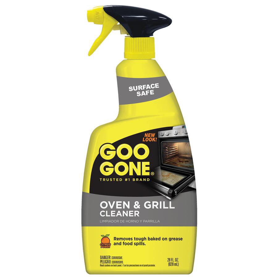 Shop Goo Gone 28 Fl Oz Oven Cleaner Spray At Lowes Com