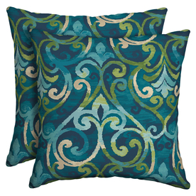 Display Product Reviews For 2 Pack Salito Marine Paisley Square Throw Pillow