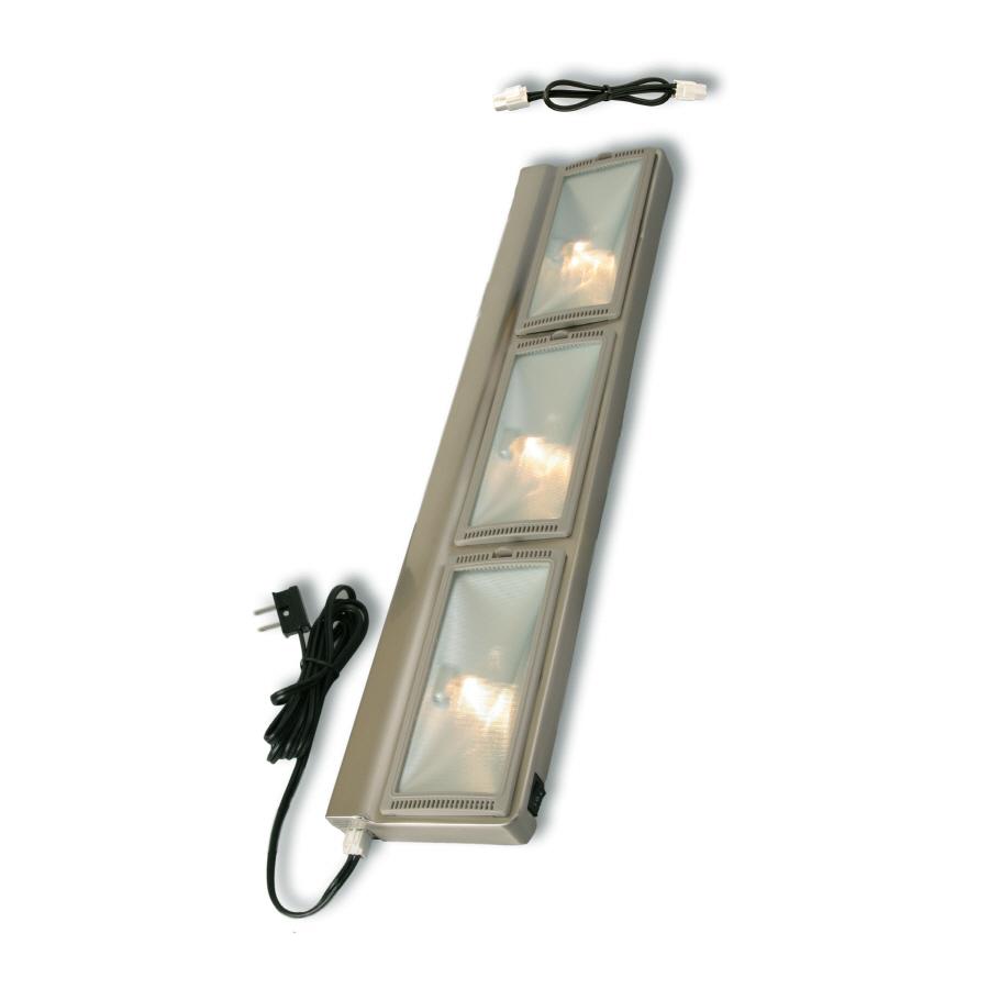 Shop Utilitech 30-in Hardwired Or Plug-In Under Cabinet