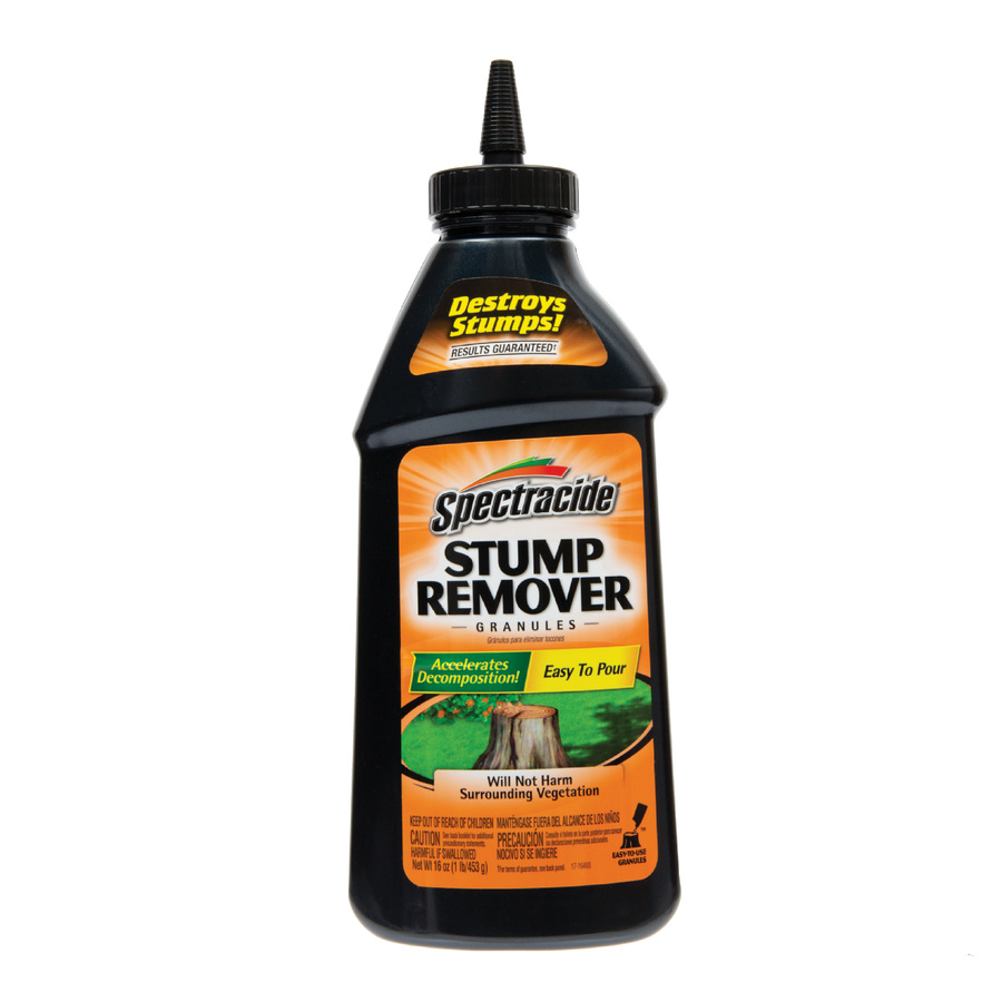 Shop Spectracide 16 Oz Stump Remover Granules At Lowes Com