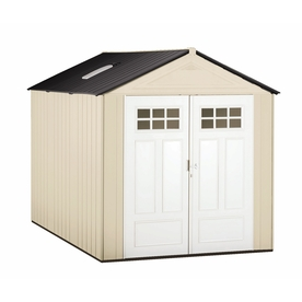 Rubbermaid Storage Shed (Common: 7-Ft X 10-Ft; Actual Int...