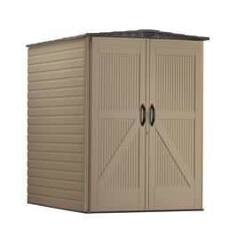 Display Product Reviews For Roughneck Storage Shed (Common: 5 Ft X 6