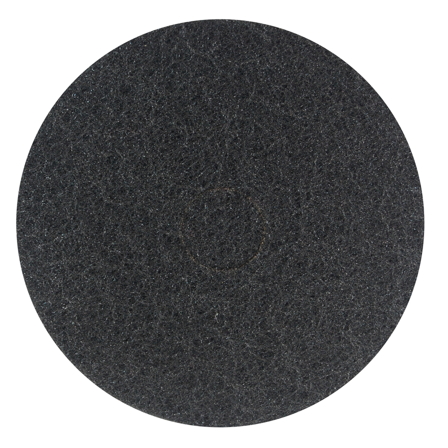Floor Scourer: Core Quickie Black Stripping Pads At Lowes.com