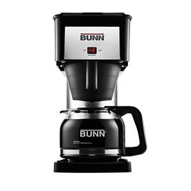 Bunnomatic Bunn BX-BX 10-Cup Classic Home Coffee Brewer - Black