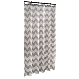 Display Product Reviews For Polyester Grey Geometric Shower Curtain 70 In X 72
