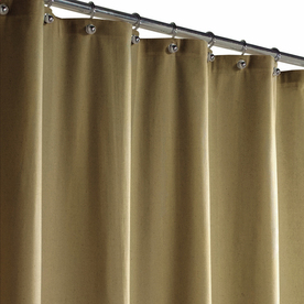 Display Product Reviews For Polyester Linen Solid Shower Curtain 70 In X 72