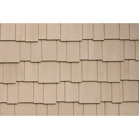 Shop Primed Hardboard Untreated Wood Siding Shingles At
