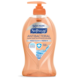 Softsoap 11.25-fl oz Antibacterial Crisp Clean Hand Soap US03562A