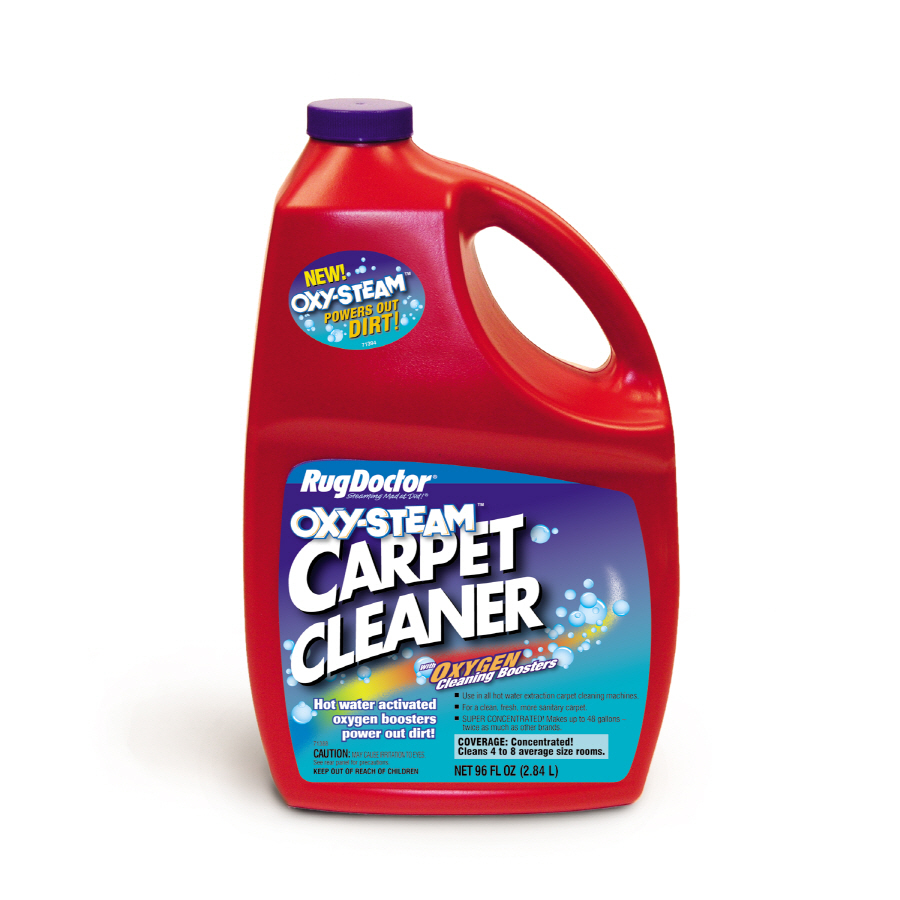 Shop Rug Doctor 96 Oz Oxy Steam Carpet Cleaner At Lowes Com