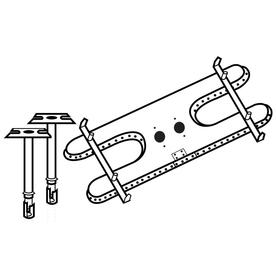 Heavy Duty Bbq Parts 17.25-In Stainless Steel Bar Burner ...