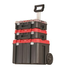 Display Product Reviews For System Tower 20 In Red Plastic Aluminum Lockable Wheeled Tool Box