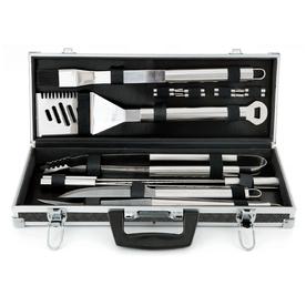 MR. BAR-B-Q 18-Pack Stainless Steel Tool Set 150287
