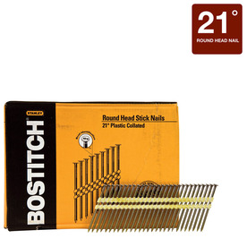 Stanley-Bostitch 4000-Count 3-In Framing Pneumatic Nails ...