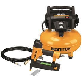 Stanley-Bostitch 6-Gallon Portable Electric Pancake Air C...