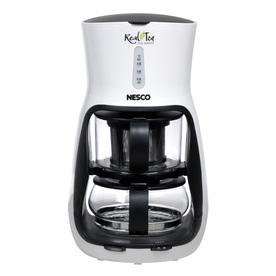 Nesco White 4-Cup Tea Maker Tm-1