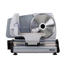 Nesco 1-Speed Stainless Steel Food Slicer Fs-200