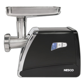 Nesco 1-Speed Stainless Steel Electric Meat Grinder Fg-500