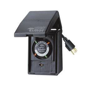 Intermatic Plug-In Programmable Pool Filter Timer P1121