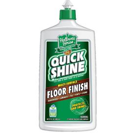 Quick Shine Floor Finish, 27 fl oz