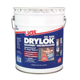 latex drylok or oil
