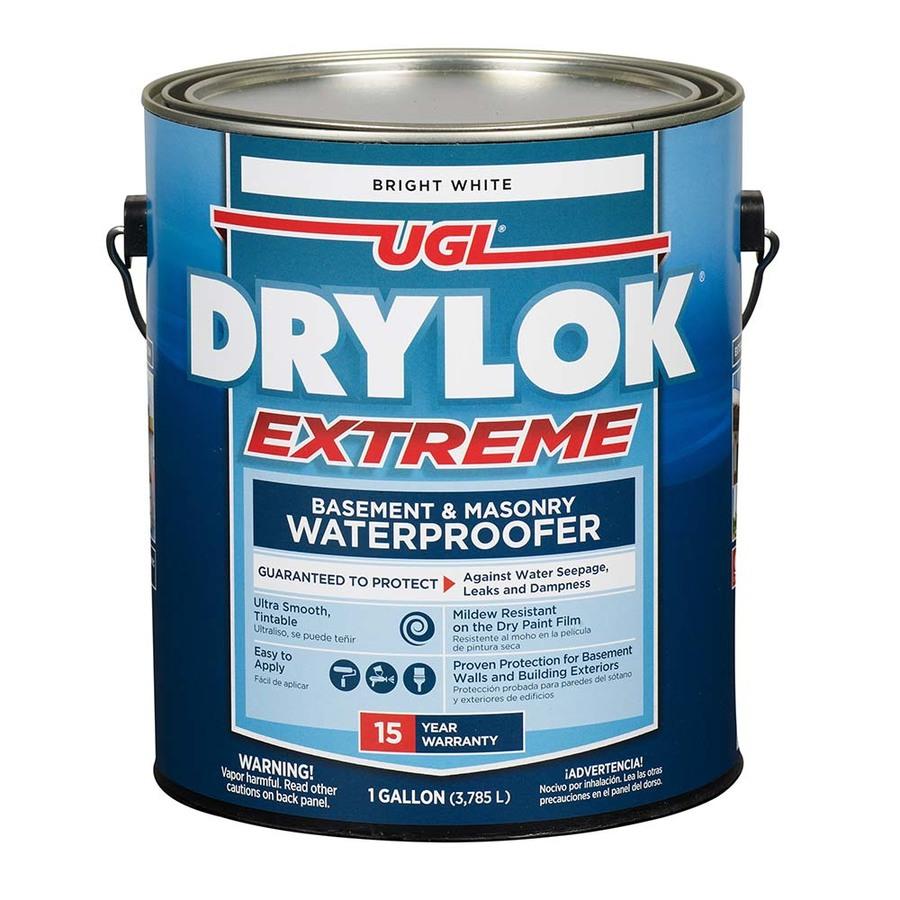 Shop Ugl Drylok Extreme Masonry Waterproofer White