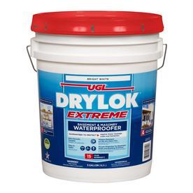 Shop Ugl Drylok Extreme Masonry White Waterproofer At
