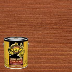 AEARO Australian Timber Oil Jarrah Brown Transparent Exte...