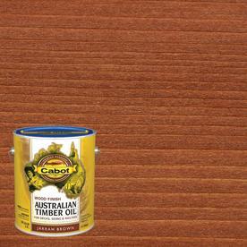 Shop Cabot Australian Timber Oil Transparent Exterior